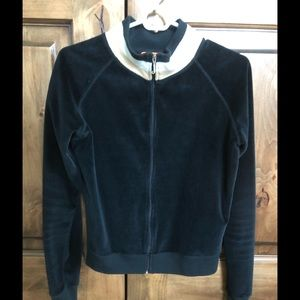 Juicy Couture velour jacket